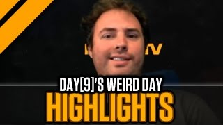 [Highlight] Day[9]'s Weird Day