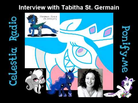 Interview with Tabitha St. Germain