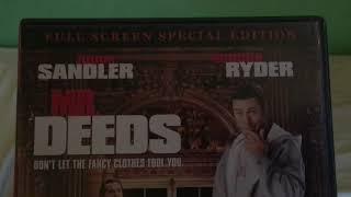 2 Different Versions Of Mr. Deeds