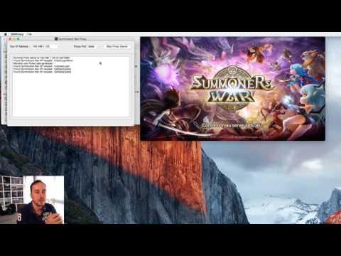 Summoners War - Tuto - SWparser/SW-DB/Runes Optimizer