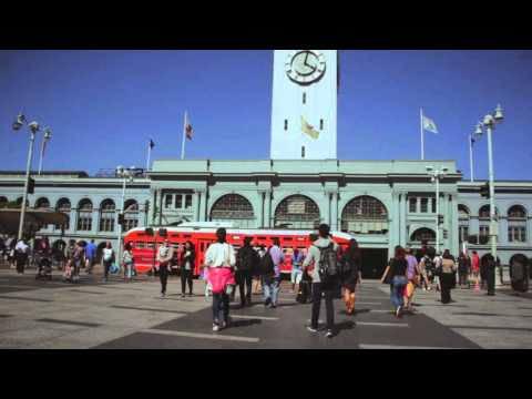 San Francisco & Palo Alto, California -Travelog 1