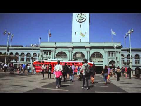 San Francisco & Palo Alto, California -Travelog 1