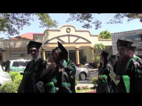 Processional WVSU COM Graduation 2015