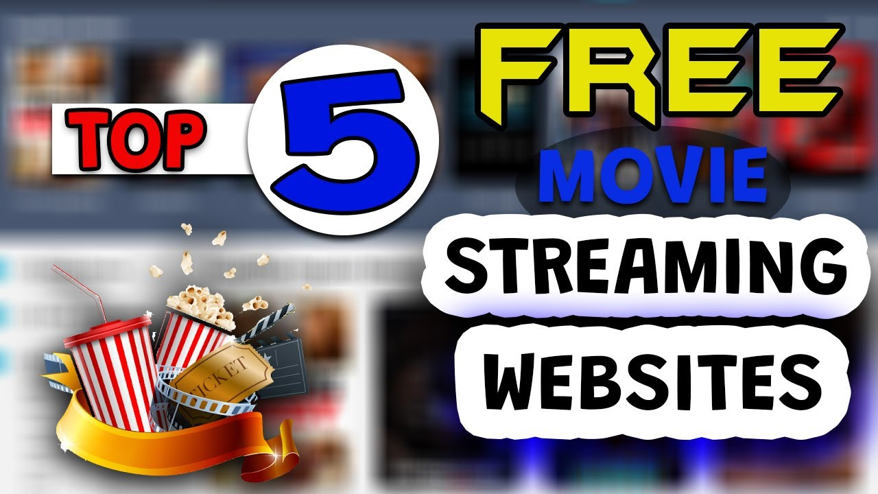 Download Free Movie streaming websites in 2021 | Top 5 free Movie and Tv Show Websites| free movie sites 2021