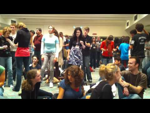 Holy Spirit Intimacy at Youth Power Invasion 2010