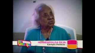 Fue alumna de Juana de Ibarbourou, tiene 108 años