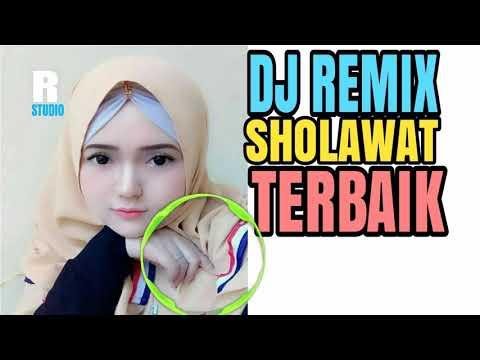 Dj Remix Sholawat Terbaik Bikin Nangis Musiknya