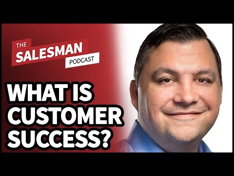 """Why """"Customer Success"""" Is the Future Of Sales With Lincoln Murphy"""