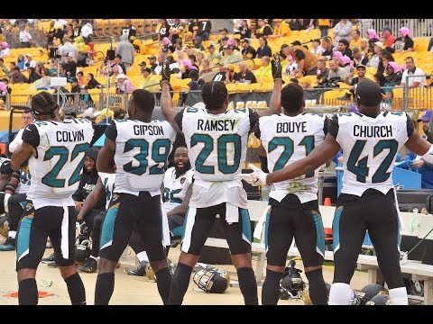 Jaguars Filmroom | Jags Secondary vs Steelers