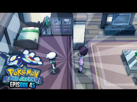 Pokémon Alpha Sapphire and Omega Ruby - How To Obtain All O-Powers & Capturing Lugia! [HD]
