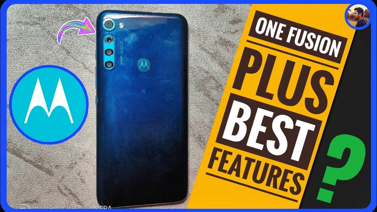 Motorola One Fusion+ Best Features ( Part 1) हिन्दी
