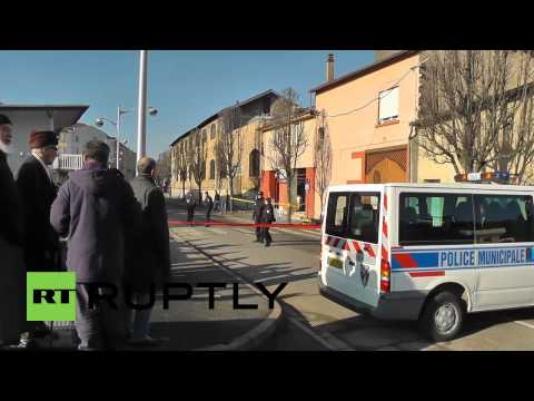 France: Kebab shop ATTACKED in Charlie Hebdo unrest
