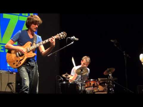 Kapok winner of the European Jazz Competition 2013