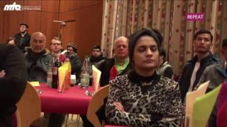 Nau Mubaieen Treff in Riedstadt Goddelau Neujahresempfang in Marburg | 08.01.2017 |  MTA Journal