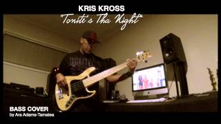 Bass Cover - Tonite