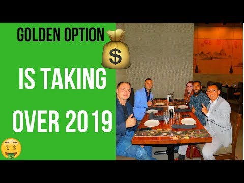 🔴 Golden Option Is Taking Over In 2019 [Teaser Video] 🔥 🍽️ 💲 🍷