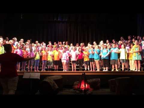 Summer Camp: A Musical Caper