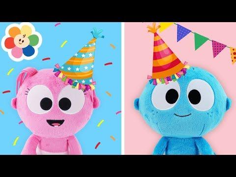 GooGoo Baby Birthday Party at The Playground | Pretend Play with Dolls & Toys Stories for children