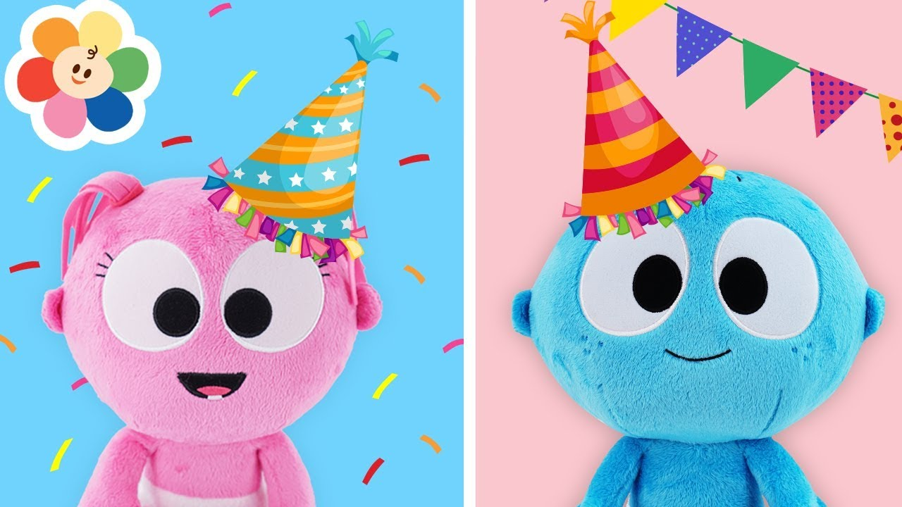Googoo Baby Birthday Party At The Playground Pretend