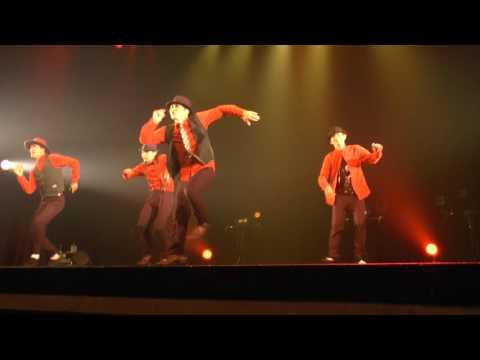 SWING TOP STARS☆ / UNITED WE BOOGIE 2015 DANCE SHOWCASE