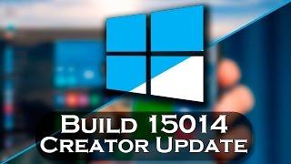 #Dissecando o Windows 10 Build 15014 (PC & Mobile)    CONFIRA TODAS AS NOVIDADES!!! [PT-BR]