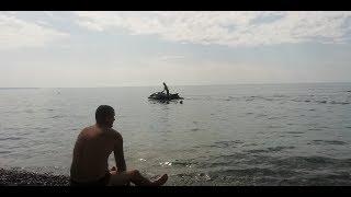 Бюджетный отдых в Абхазии, Погода жилье пляж Гагра #Ната_Мел.