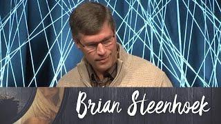 Why the 'Word' Became Flesh - Brian Steenhoek