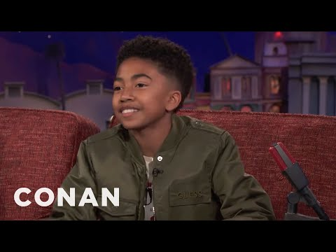 Conan vs. Miles Brown vs. Anthony Anderson Thinks School Is For Suckers