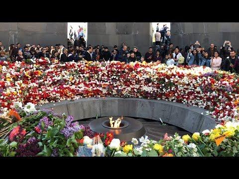 24 апреля армяне во всем мире отмечают скорбную дату своей истории