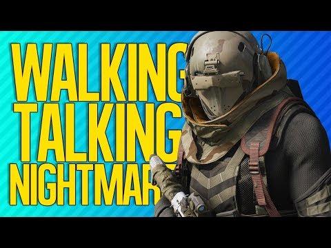 WALKING TALKING NIGHTMARE