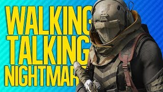 WALKING TALKING NIGHTMARE | Ghost Recon Breakpoint