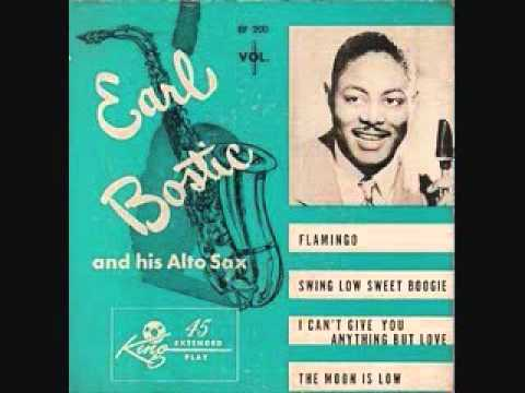 Earl Bostic and His Orchestra - Flamingo (1951)