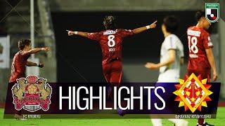 FC琉球vsギラヴァンツ北九州 J2リーグ 第18節