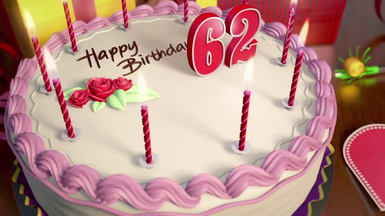 Поздравления днем рождения мужчине 62 года
