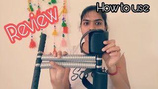 REVIEW - Shoptoshop Tummy Trimmer - Double Spring || How to use tummy trimmer