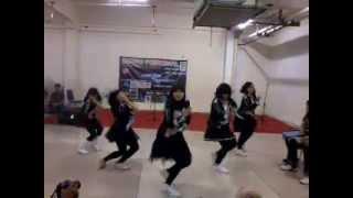 ZARASHI【Z嵐】Cover A.B.C-Z - Like a Blow and Desperado @Odoru Festival [010614]