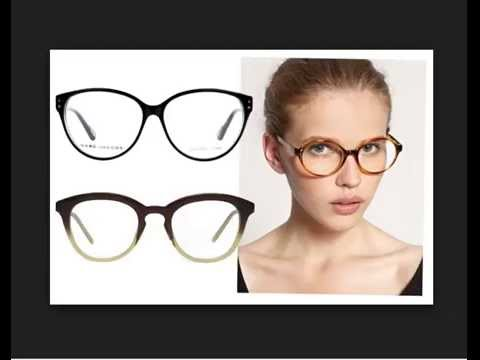 How To Choose Glasses For Round Faces Spectacles For