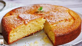 ВСЕ СМЕШАЛ И В ДУХОВКУ Манник на Кефире SIMPLE PIE recipe