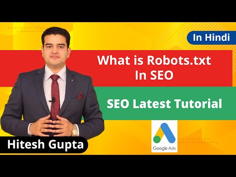 Robots.txt Disallow | How To Create Robots.txt File For Seo | Benefit Of Using Robots.txt File