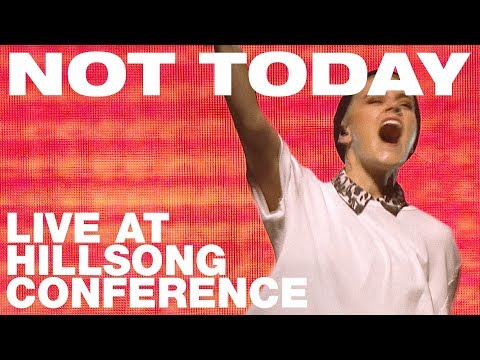 Hillsong UNITED - NOT TODAY recorded at Hillsong Conference 2017 Mp3
