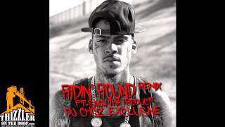 Download InkMonstarr ft. Snow Tha Product - Ridin Round [Remix] [Thizzler.com] MP3 song and Music Video