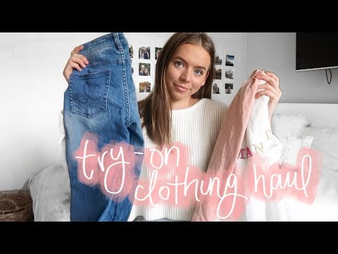 Affordable Try-on Clothing Haul | Cotton-on, Glassons, Big W