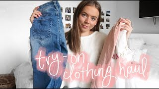 5836177bf BACK TO SCHOOL/COLLEGE/UNI TRY-ON CLOTHING HAUL! // Princess Polly ...