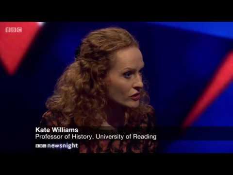 David Starkey - 'Privileged White Man' Triggering Kate Williams and Paris Lees on Brexit