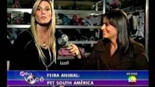Baixar Lançamentos na Pet South América 2008 - Central de Fontes