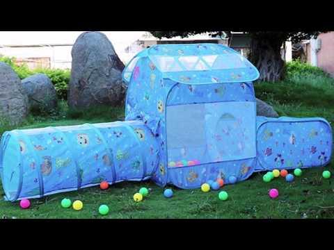 7 Детский домик палатка с Алиэкспресс AliExpress Playhouse Крутые товары для детей с Китая