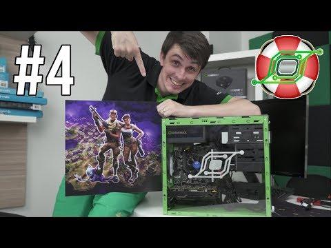 SOS PC - CLEBER #4 - COMO FICOU O COMPUTADOR!!
