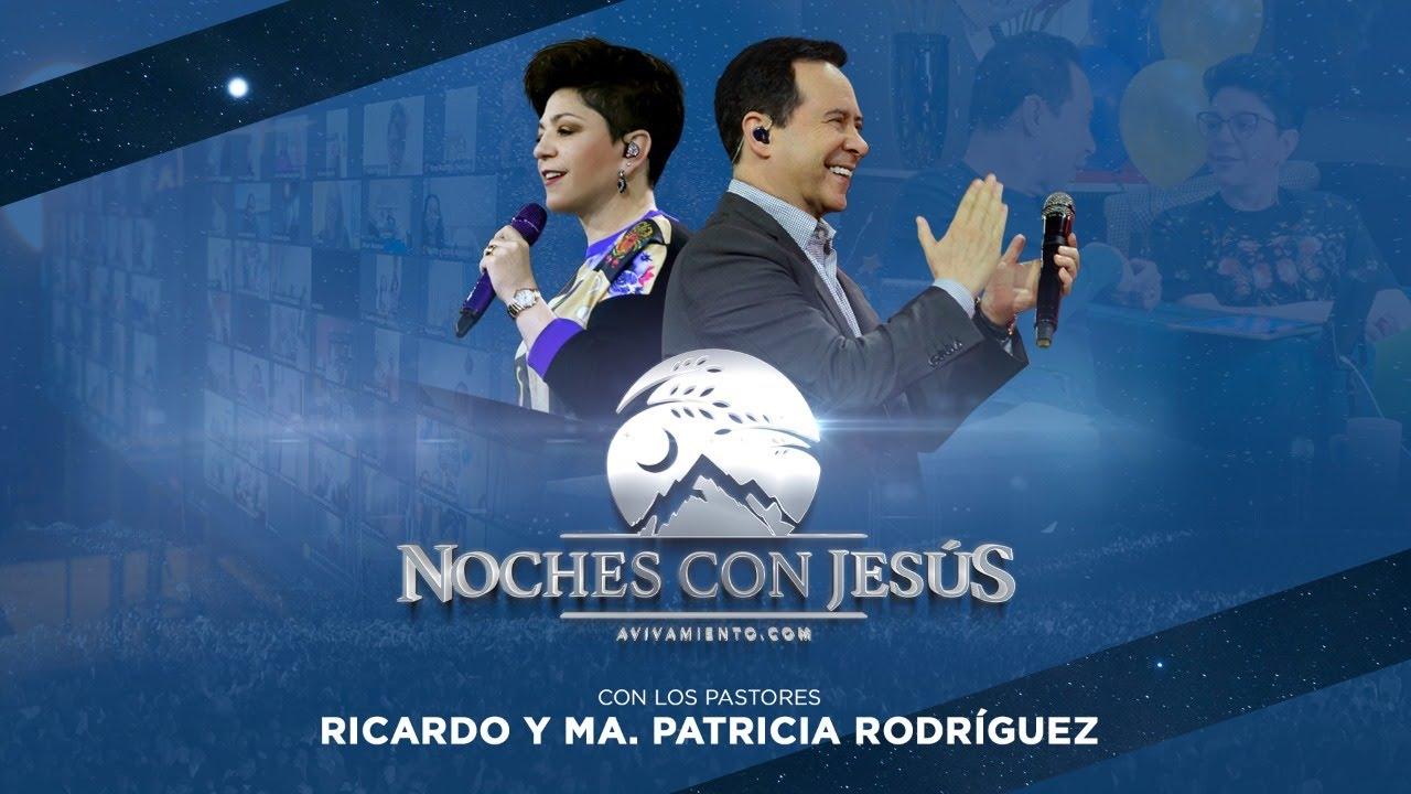 Download NOCHES CON JESÚS 🌘👣 | Pastores Ricardo y Ma. Patricia Rodríguez