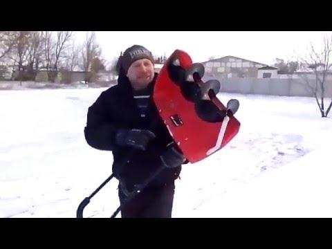 Hand Powered Manual Snow Blower Shovel (Einhell MSF 570)