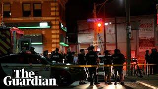 Witnesses describe Toronto shooting: